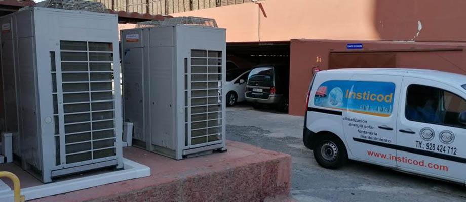 Climatización 4