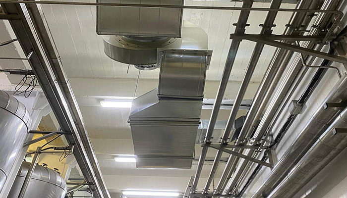 Extracción y ventilación 2